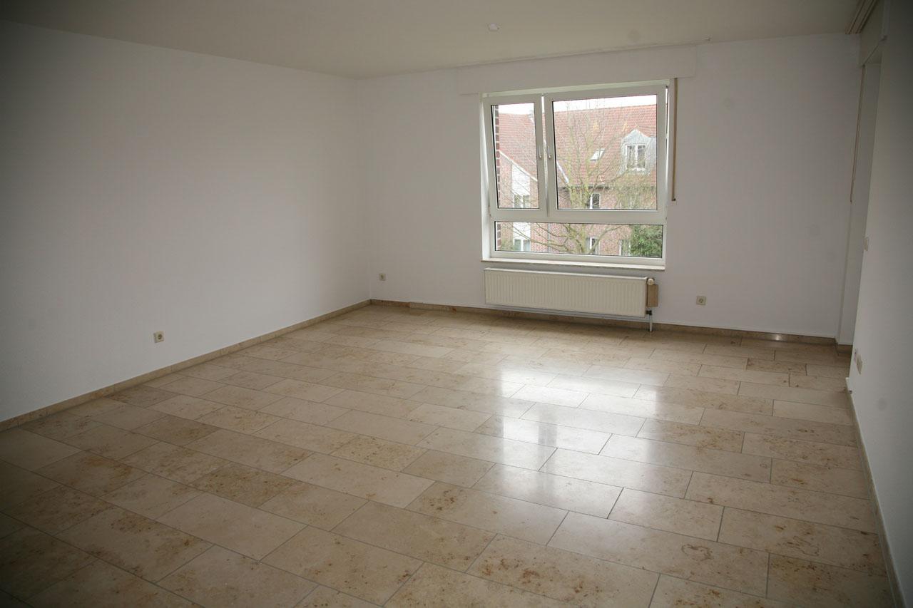 3 zkdbb wohnung in kleve - Marmorboden wohnzimmer ...